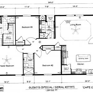 Cape Cod 69 Final Floor Plan for Brochure