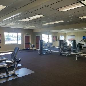Plaza Club house gym