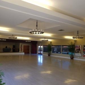 Plaza club house room